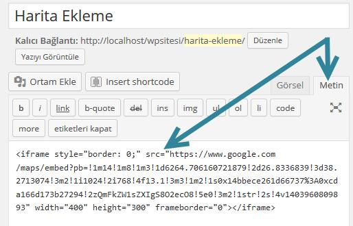 google-map-ekleme-iframe-ekle