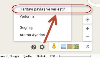 google-map-ekleme-paylasma
