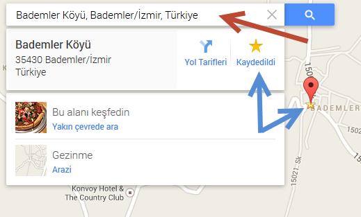 google-map-ekleme-yer-bulma