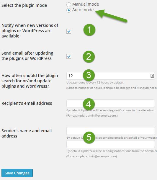 wordpress-otomatik-guncelleme-ayarlar