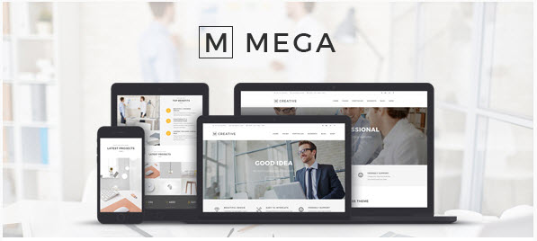 Mega-Creative-Multi-Purpose-Theme