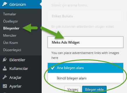 reklam-ekleme-menu